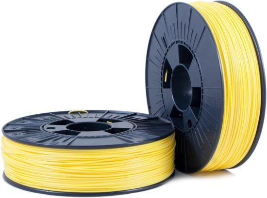 ABS 1,75mm  yellow 2 ca. RAL 1016 0,75kg - 3D Filament Supplies