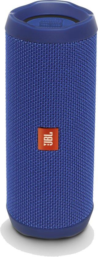 JBL Flip 4 - Bluetooth Speaker - Blauw