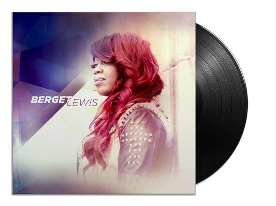 CD cover van Berget Lewis (LP + CD) van Berget Lewis