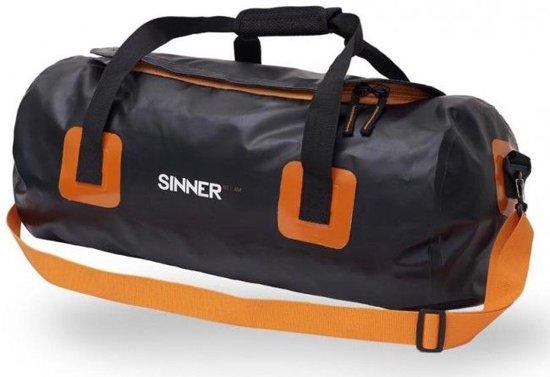 Sinner Buck - Reistas - Waterdicht - Zwart 24857da83c