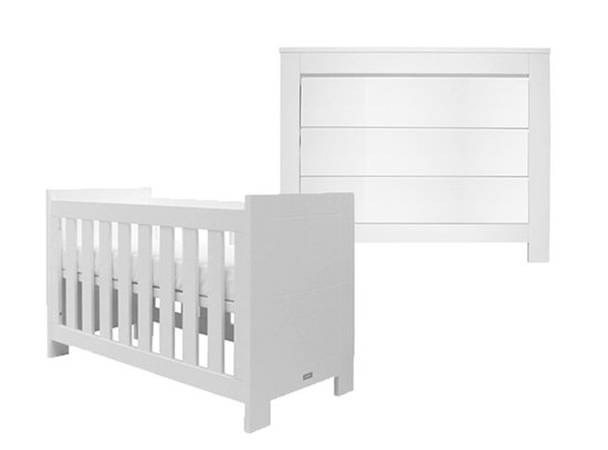 Babykamer Compleet 3 Delig.Bol Com Bopita Babykamer Bianco 2 Delige Bed Commode Wit