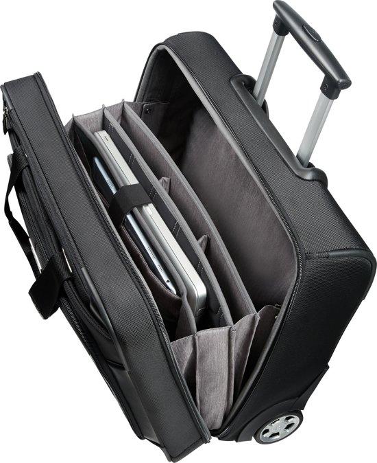 Samsonite XBR Laptop trolley 15.6 inch Zwart