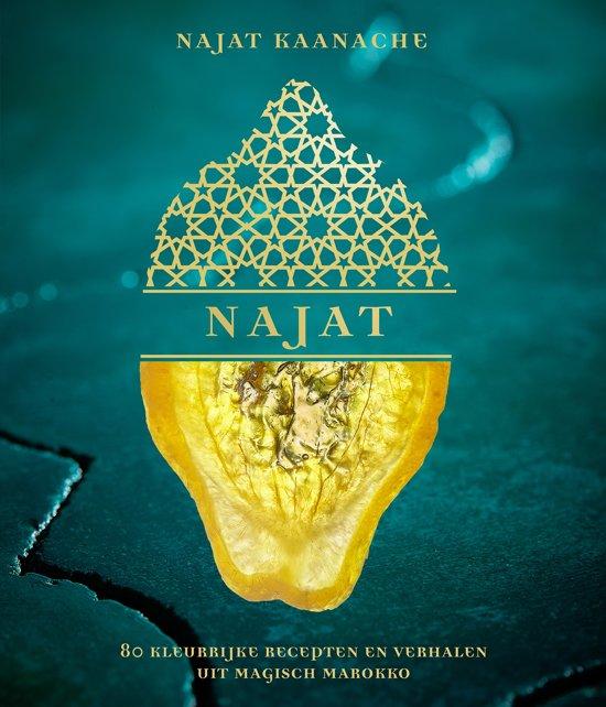 Boek cover NAJAT van Najat Kaanache (Hardcover)