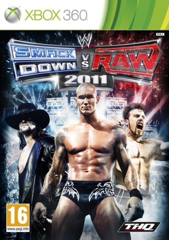 WWE, SmackDown vs Raw 2011  Xbox 360