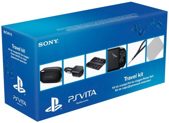 Sony PlayStation Reiskit - Zwart (PS Vita)