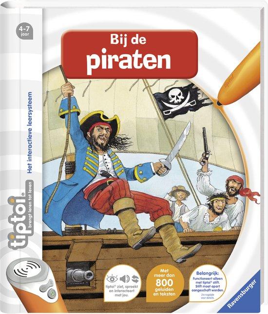tiptoi® boek Bij de piraten