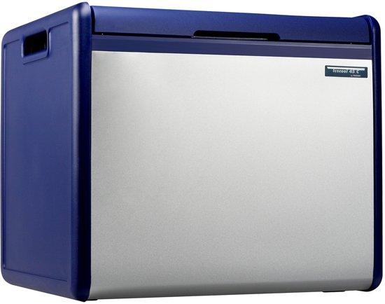 Tristar KB-7245 Elektrische Koelbox - 230V - 41 l - Blauw / Zilver