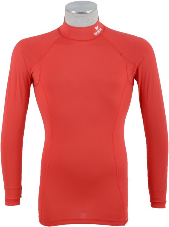 ERIMA Support Long Sleeve - Thermoshirt - Heren - XL - Rood