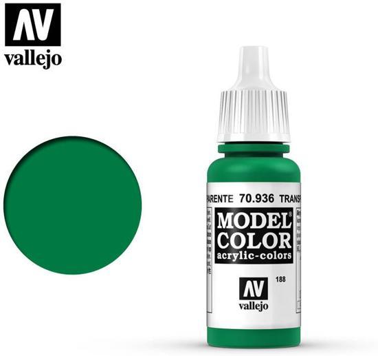 VALLEJO Model Color Trans.Green