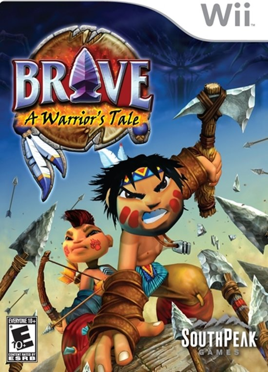 Brave: A Warrior�s Tale