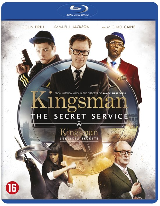Kingsman : The Secret Service (Blu-ray)