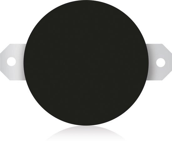 ZENS Qi Draadloze Inbouw Oplader voor mobiele telefoons - Zwart
