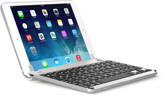 Brydge 7.9 - keyboard voor iPad Mini 4 - Silver