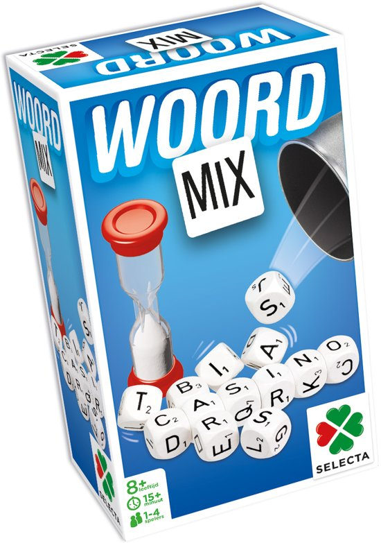 Selecta - Spel - Woordmix