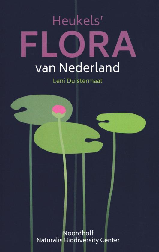 Boek cover Heukels Flora van Nederland van Leni Duistermaat (Paperback)