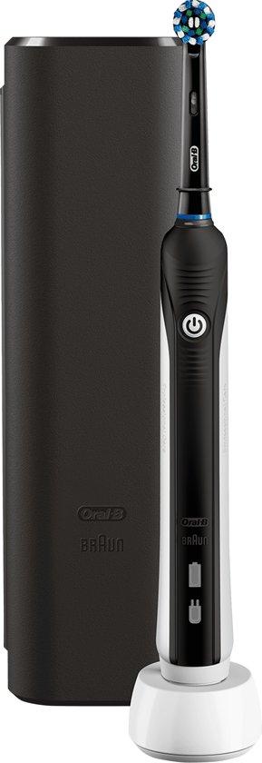 Oral-B Pro 2 2500 Zwart - Elektrische Tandenborstel