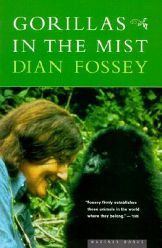 gorillas in the mist summary Check out our top free essays on gorillas to help you write your own essay.