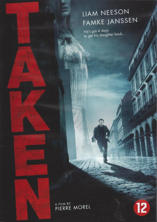 Cover van de film 'Taken'