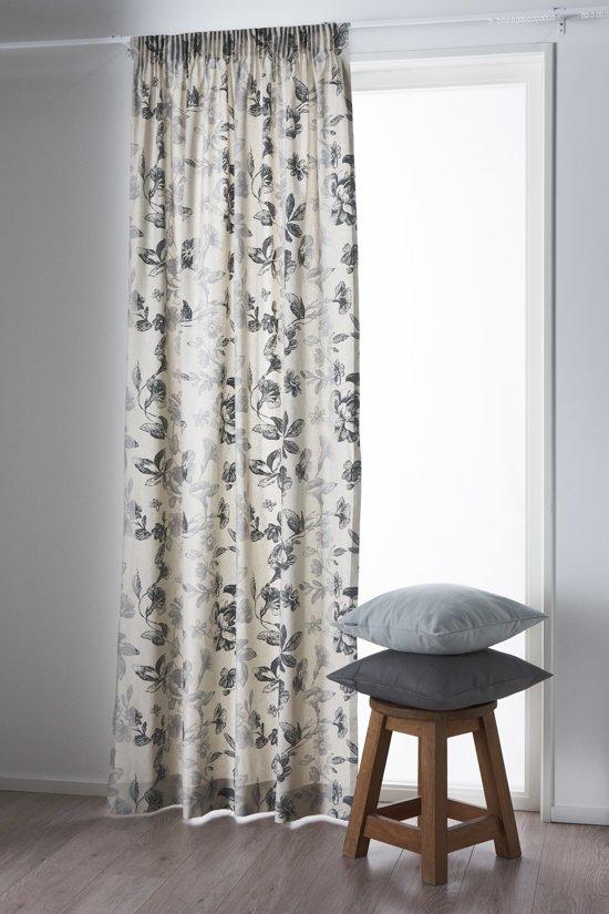 bol.com | Okee! Tailor 14 Kant en klaar gordijn Linnen - 140x270 cm ...