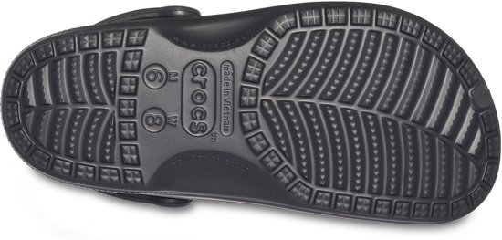 36 Maat Lined Crocs Unisexslippers Clogs Ralen Senior w1TAnq0z