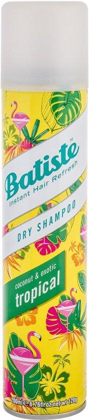 Batiste Tropical - 200 ml - Droogshampoo