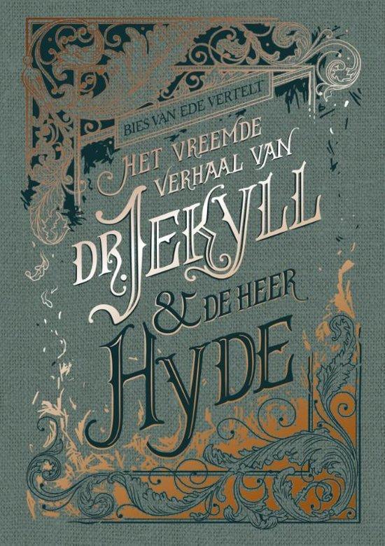 Blossom Books-wereldklassiekers 3 - Het vreemde verhaal van dr. Jekyll & meneer Hyde