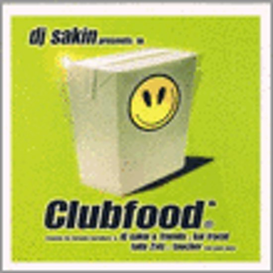 Club Food -DJ Sakin Prese