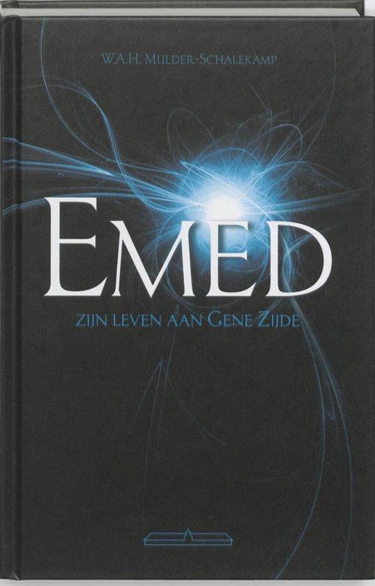 Boek cover EMED van W.A.H. Mulder-Schalekamp (Hardcover)