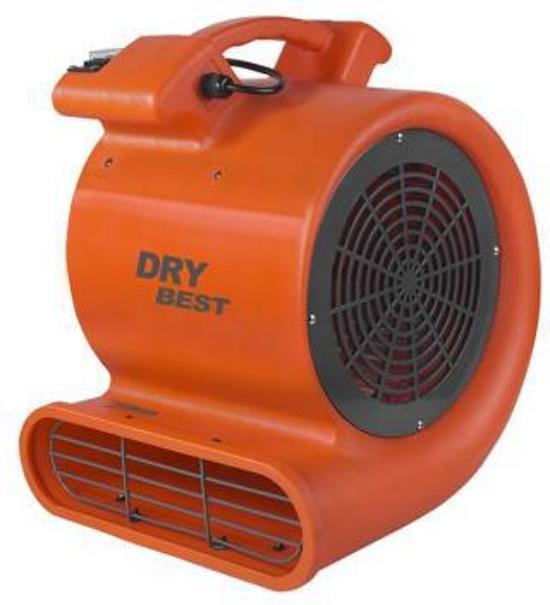 Eurom Drybest Fan 400 | Mobiele ventilator 400W | Vloermodel bouwdroger