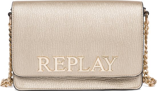 Replay handtassen Bag handtassen Replay Bag crossbody crossbody goud rCBxedo