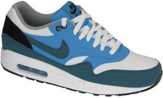 Sneakers van merk Nike Air, maat 45, blauw en wit | Modemuze