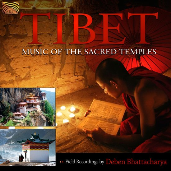 Tibet - Music Of The Sacred Temples