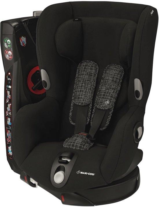 maxi cosi axiss autostoel black grid. Black Bedroom Furniture Sets. Home Design Ideas