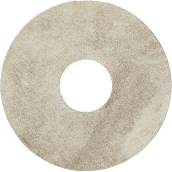 Zelfkl. rozet (17 mm) Sicilian Slate grey (10 st.)