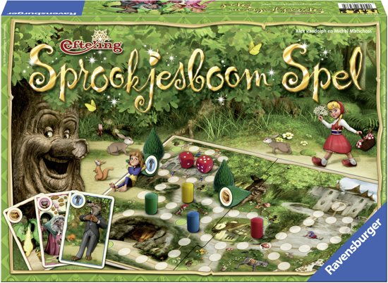 Ravensburger Efteling sprookjesboom spel - Bordspel