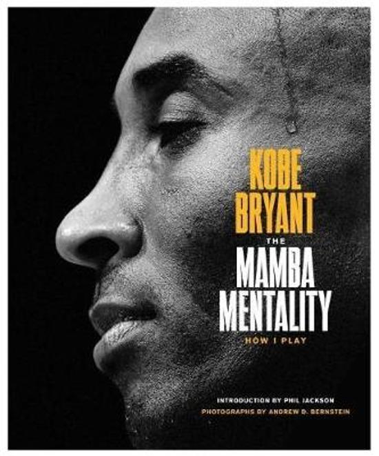 Boek cover The Mamba Mentality van Kobe Bryant (Hardcover)