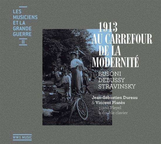 Ww1 Music Vol 2 1913 Au Carrefour D
