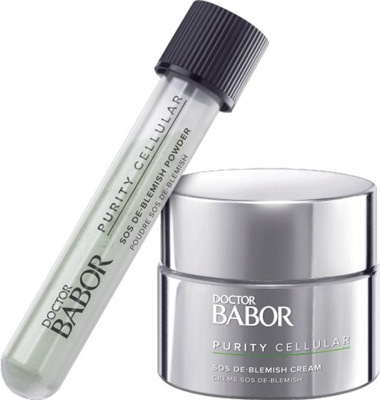 Babor Doctor Babor Purity Cellular SOS De-Blemish Kit