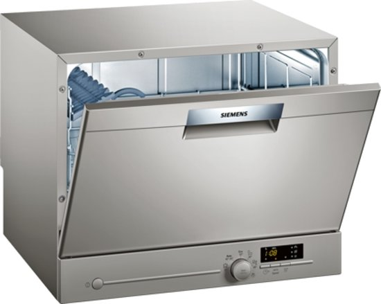 Siemens SK26E821EU - Vrijstaande vaatwasser - Compact