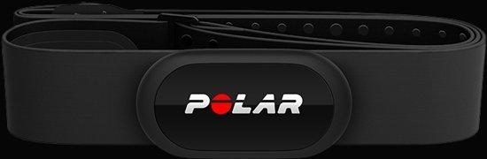 Polar H10 Borst Bluetooth Zwart hartslag monitor - Maat M-XXL