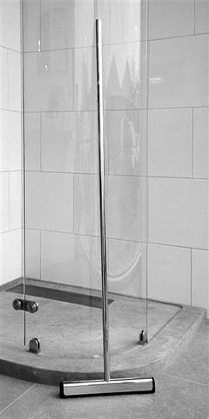 bol.com   Vloerwisser RVS mat / Trekker voor de douche