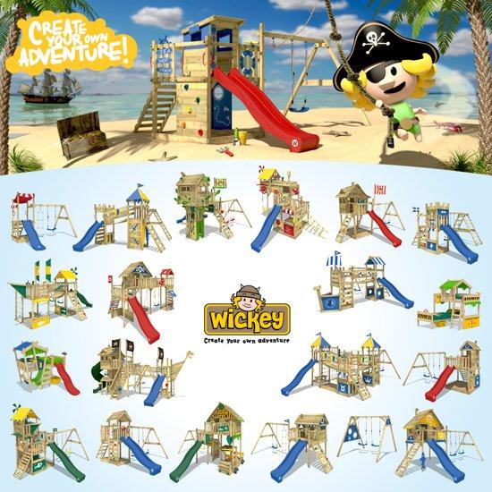 WICKEY Smart Seaside Speeltoestel