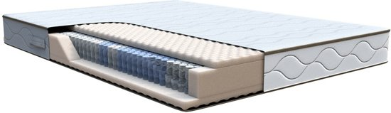 Beter Bed Select pocketveermatras Gold Pocket Foam