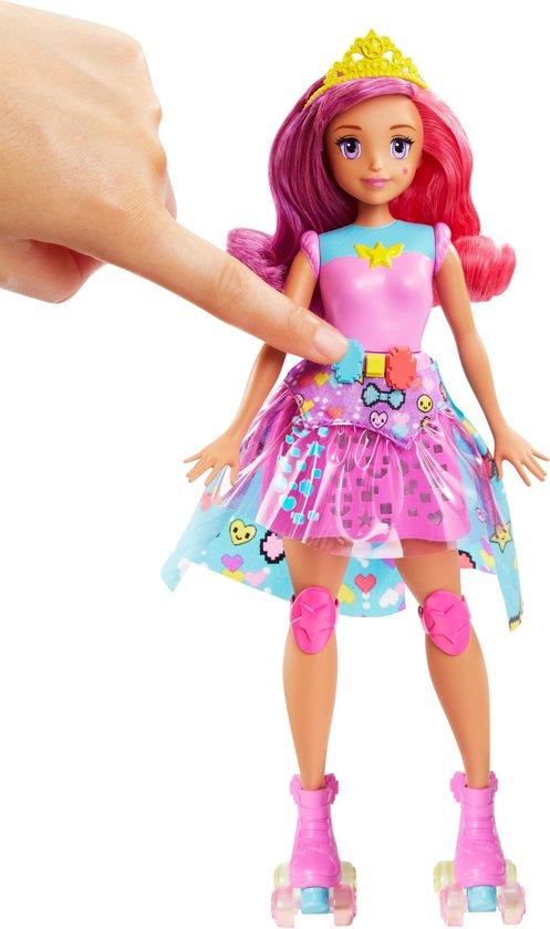 Barbie Video Game Hero Codespel - Barbiepop