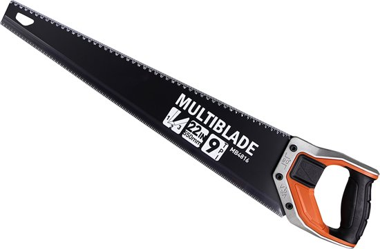Multiblade MB4816 Handzaag 550MM, 9 TPI met teflon coating