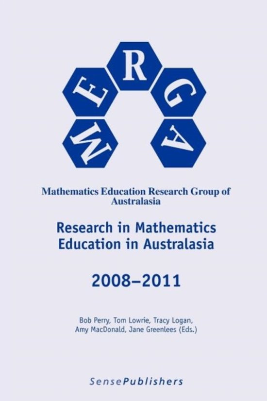 Research in Mathematics Education in Australasia 2008-2011