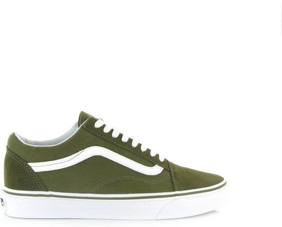 vans schoenen pasvorm