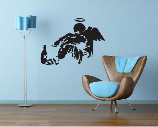 Uitstekend Stickers Babykamer : Een babykamer muurschildering laten maken door swid art