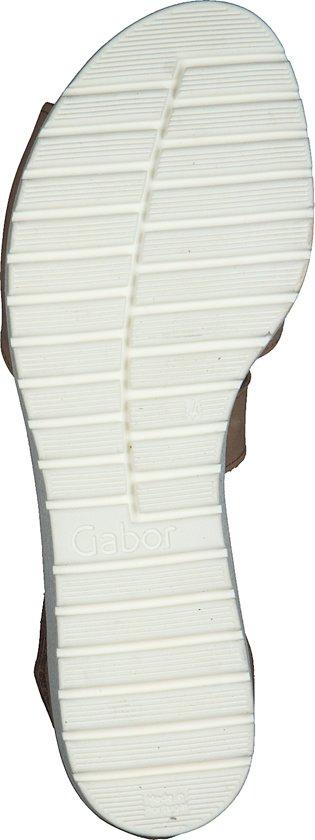 Gabor Dames Sandalen 582 - Cognac Maat 36 tbuXePtb