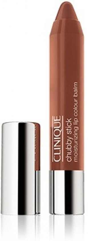 Clinique Chubby Stick Moisturizing Lip Colour Balm Lipstick  - 09 - Heaping Hazelnut